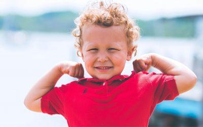 Vitamine für Kinder – weniger Erkältungen, besseres Immunsystem
